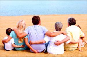 Алиментные обязательства других членов семьи