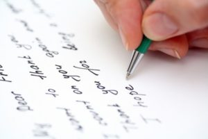 Написать письмо